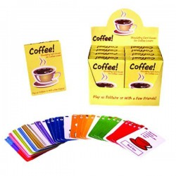 Kheper Games offee! Card Game WHILE STOCK LASTS