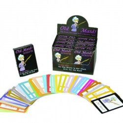 Kheper Games Old Maid! Card Game WHILE STOCK LASTS