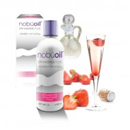 Nobь Oil Dry Massage Fluid 100 ml Strawberry Champagn WHILE STOCK LASTS