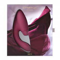 Womanizer Duo Bordeaux NO FURTHER DISCOUNTS APPLY