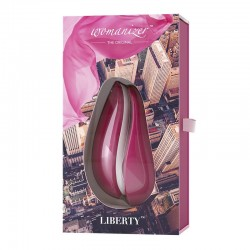 Womanizer Liberty Red Wine NO FURTHER DISCOUNTS APPLY